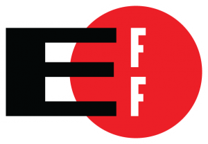 Logo der Electronic Frontier Foundation (EFF) (Quelle: eff.org)