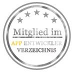 Mitglied im App-Entwickler-Verzeichnis